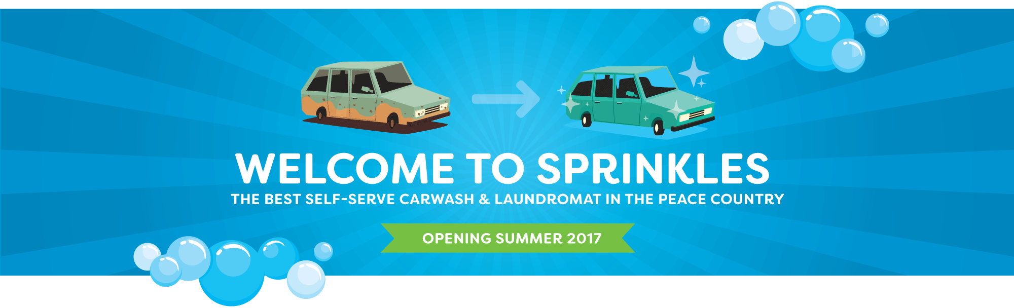 Welcome - Car Wash