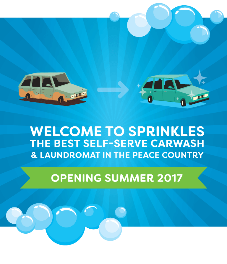 Sprinkles car wash laundromat grande prairie alberta welcome car wash solutioingenieria Gallery